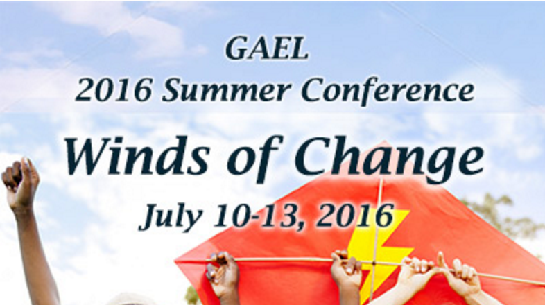 2016 GAEL Summer Conference